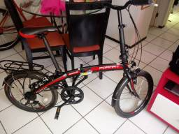 Bicicleta dobrável Format Shimano