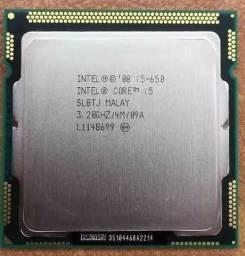 Processador i5 (troco por i7 e dou volta de 100,00)