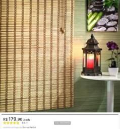 7 Persianas de bambu