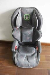 Cadeirinha de Criança para Auto em Tecido Cinza