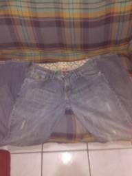Calça jeans element número 42