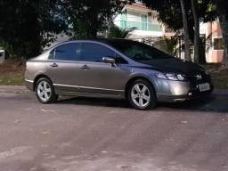 Honda New Civic top de linha selado e quitado barato Leia o anúncio até o final - 2008