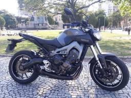 Yamaha MT-09 850Cil. ABS Financ. em até 48x. Aceito catão de crédito 12x - 2015