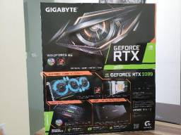 Placa de Vídeo Gigabyte GeForce RTX 2080 Windforce 8GB