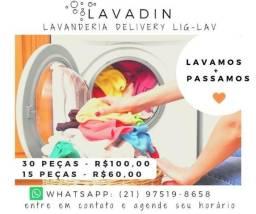 Lavanderia Delivery