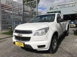 Oportunidade Repasse Gm - Chevrolet S10 LS 2.8 turbo Diesel - 2014