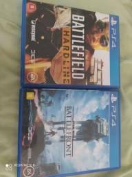 Jogos de PS4 usado