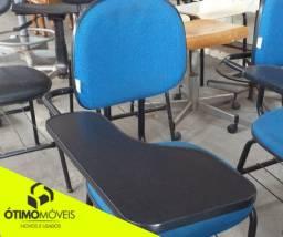 Cadeira universitária bem conservada Azul de 89,99 por 69,99