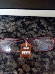 Óculos novo 2 grau