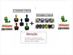 Kit Arcade para Fliperama Aegir