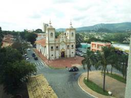 Apartamento para locação no Centro de Atibaia em frente a Igreja do Rosário