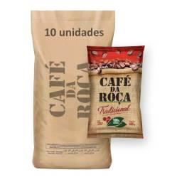 Atacado: Café Tradicional DaRoça 500g - Fardo c/ 5kg