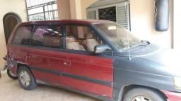 Mini Van Mazda MPV 3.0 V6 Hidramática - 1994