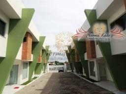 Casa Duplex em Condomínio em Aracaju para Venda no Bairro Coroa do Meio - Residencial Vele