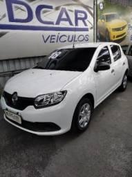 Renault Sandero SANDERO AUTHENTIQUE FLEX 1.0 12V 5P FLEX MA - 2018