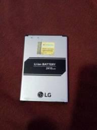 Bateria LG k4 semi nova R$50