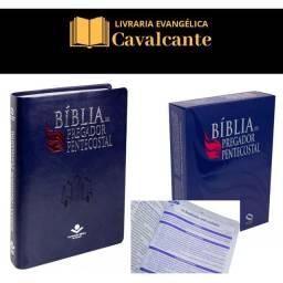 Bíblia de estudo e do pregador