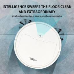 Robô de Limpeza Aspirador de Pó Cleaner Vacuum! O Futuro Facilitando Nossa Vida!
