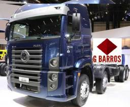 VW 30.300 8x2 T Tronic Cabine Leito 2021 Chassis