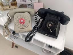 Telefones antigo
