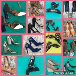 Sapatos Novos e Seminovos