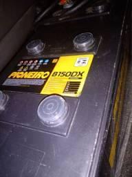 Bateria de 150 amperes semi nova