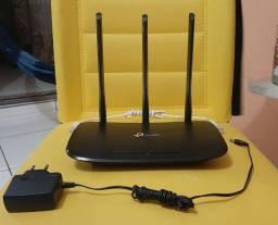 Vendo roteador wireless 450Mbps 3 antenas