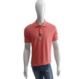 Camisetas Gola Polo Ogochi (96% algodão e 4% elastano)