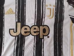 Camiseta Juventus Original, versão torcedor 2020/21!!
