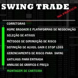 Invista em Ações! Curso de Swing Trade
