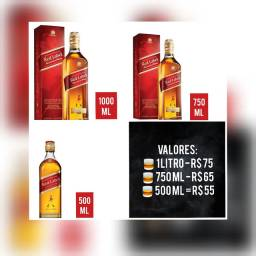 Whiskey Red Label - Produto Original®