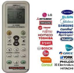 Controle de Ar Condicionado Universal<br><br><br>