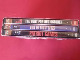Vendo 3 dvd para coleção $25 reais