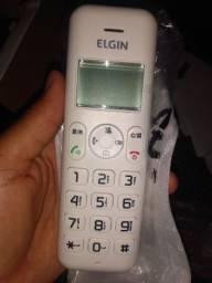 Telefone Ramal sem fio (pilhas inclusas)