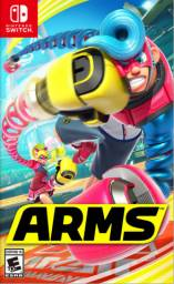 Arms - NSwitch