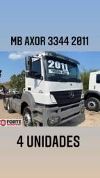 MB 3344 2011 novíssimo