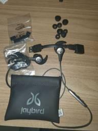 JayBird X3, fone sem fio Bluetooth.