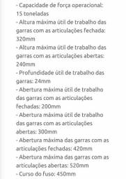 Saca polia - Gedore - abertura máxima 520 mm