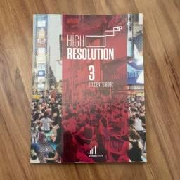 Livro Hih Resolution 3 e 4