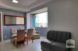 Apartamento à venda com 3 dormitórios em Caiçaras, Belo horizonte cod:280345