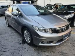 Honda Civic LXS 1.8. Blindado 3A, Impecavel, 13 mil km rodados, Completo