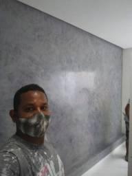 pintor serviço de pintura em geral