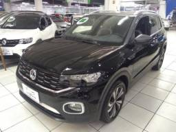 Volkswagen t-cross 2020 1.4 250 tsi total flex highline automÁtico