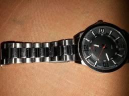 Relógio tecno