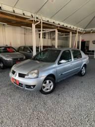 Título do anúncio: Renault Clio 1.0 Sedan Privilege Completo 2007