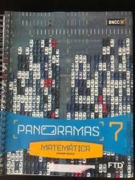 Apostila Matemática - Panoramas 7