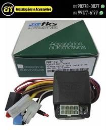 Bloqueador De Ignição Antifurto Fks Maf 112 Tc (Instalado)
