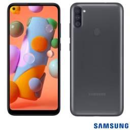 Samsung Galaxy A11 64 Gb Preto 3 Gb Ram