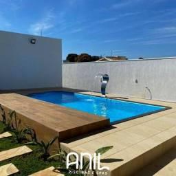 Título do anúncio: JA - Compre piscina de 6 metros na fábrica 30 anos!!