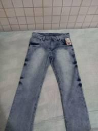 Calças Jeans Novas uma é 25 as duas por 45